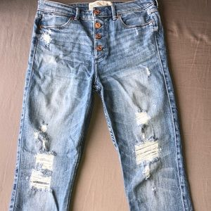 Abercrombie &Fitch jeans